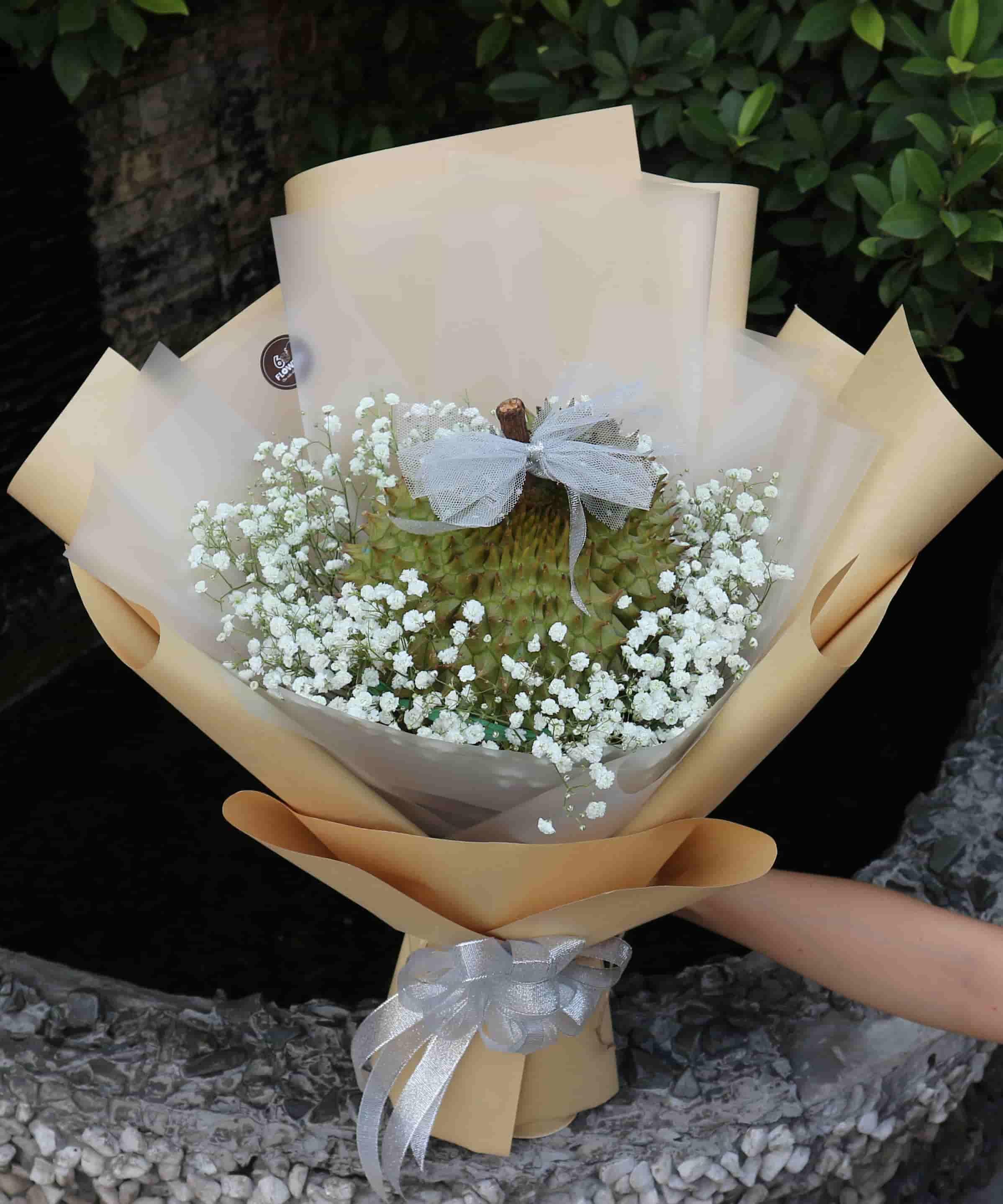 Bó hoa sầu riêng 05