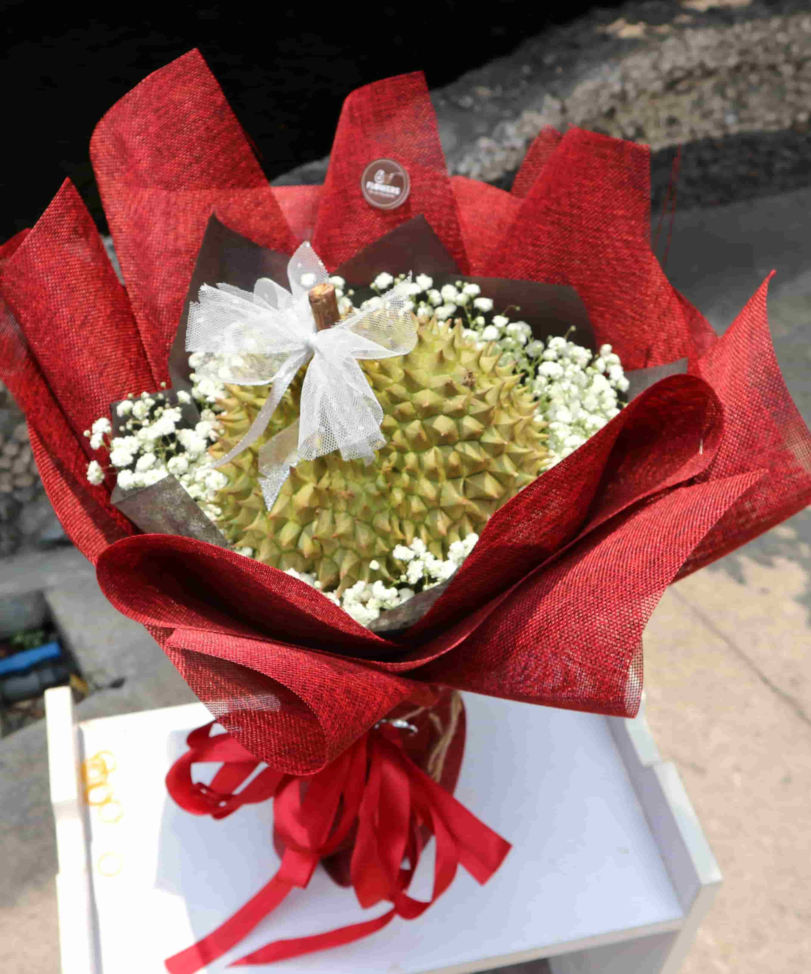 Bó hoa sầu riêng